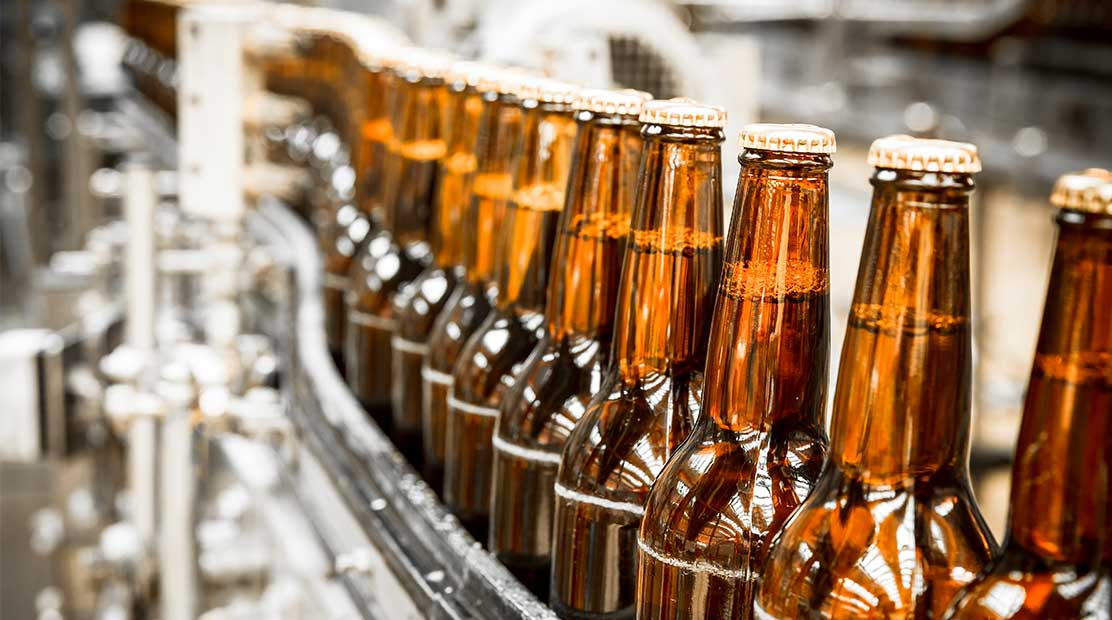 Productivity Gains at Leading Private  Brewer in the UK