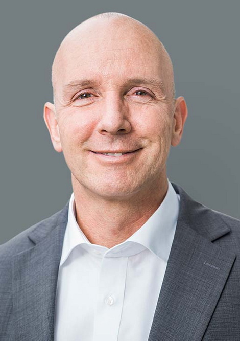 Markus Treiber CEO & Managing Partner